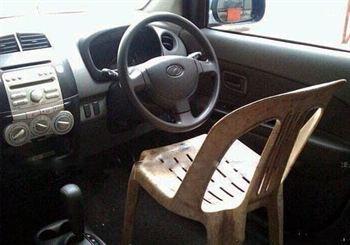 Car Seat Jugaad -Fakt Gujarat