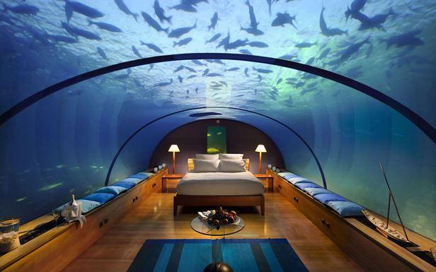conrad maldives unerwater hotel faktgujarati
